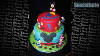 Los Mejores Pasteles De Mickey Mouse
