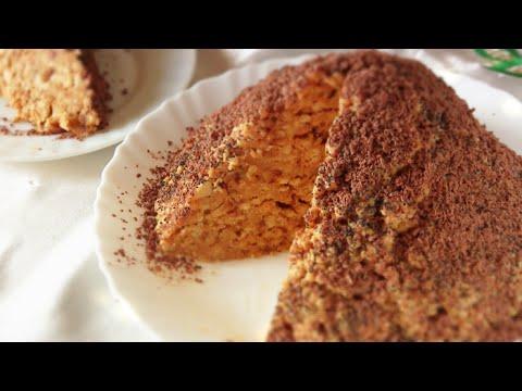 Бисквитный торт. Простой и вкусный рецепт