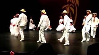 Veracruz — El Tilingo Lingo y El Cascabel (Grupo Folklorico Los Mejicas)