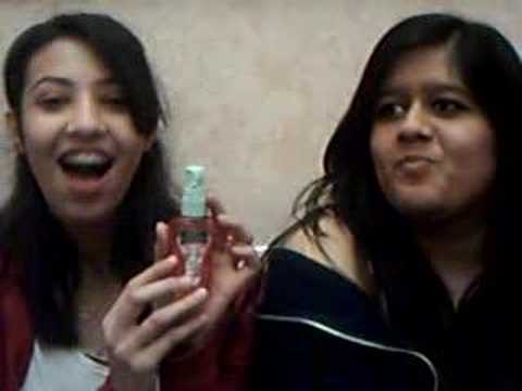 Shivani and Joann with music