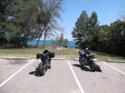 Port Austin Motorcyce Ride