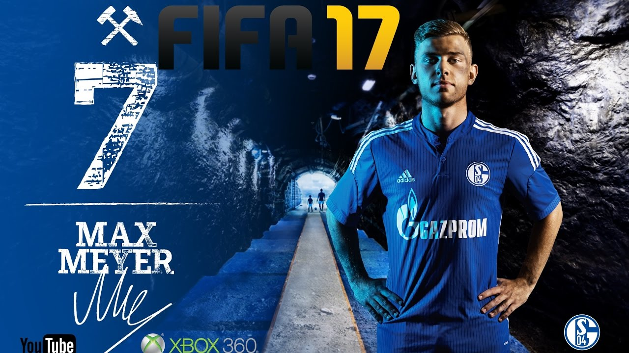 Max Meyer Fifa 17