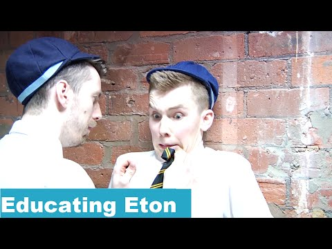 Educating Eton