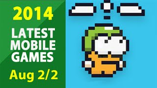 August 2014 Latest Mobile Games (2/2)