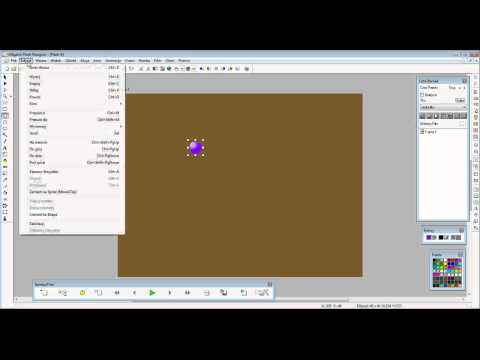 Alligator Flash Designer Tutorial Balls