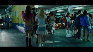 """Fast and Furious: Tokyo Drift"" (2006), parking garage scene. A lot..."