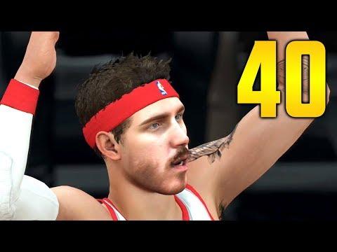 "NBA 2K18: My Career Gameplay Walkthrough - Part 40 ""NURKIC IS BACK!"" (My Player Career)"