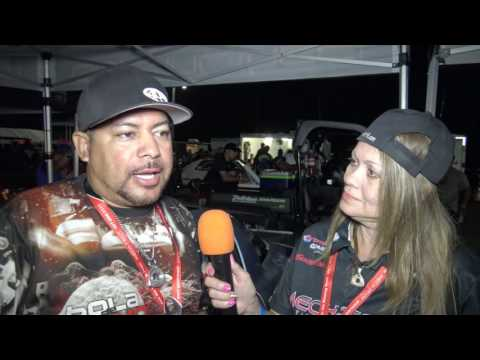 Amoris Martinez Bola de Humo Interview 10-16-16 @ OSW Orlando World Sports Compact Challenge