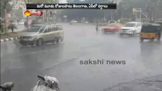 More Rains Forecast in Next 72 hours