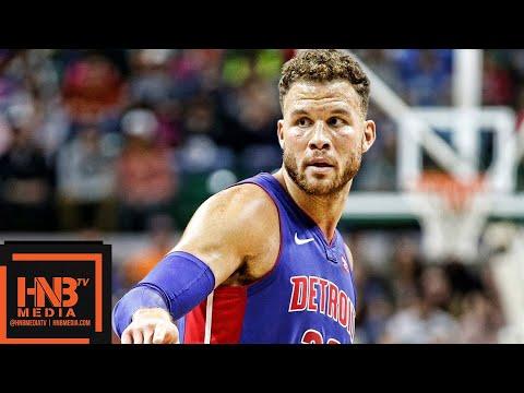 Cleveland Cavaliers vs Detroit Pistons 1st Half Highlights | 10.12.2018, NBA Preseason
