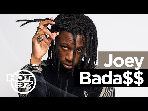 Joey Bada$$ On Why He Almost Never Rapped Again + Beef w/ NY Radio