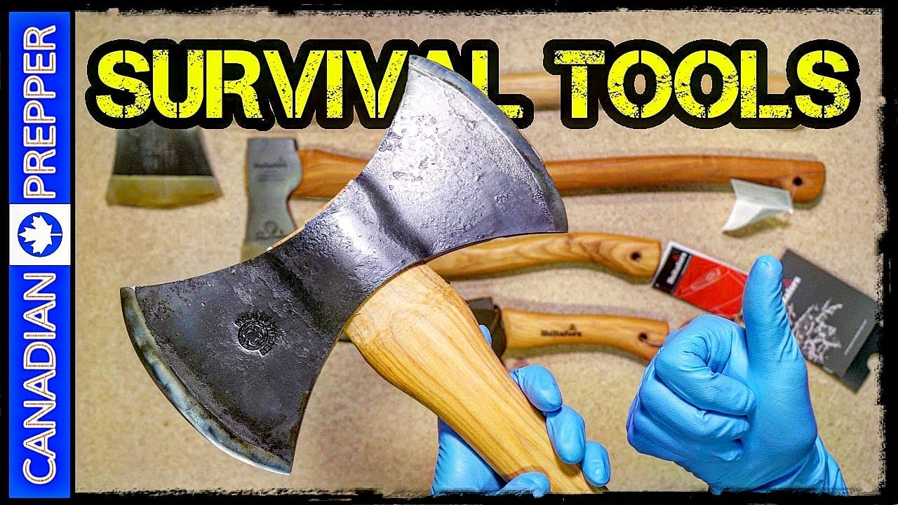 Survival Tool Guide For Preppers (Part 2) - YouTube