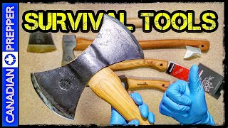 Survival Tool Guide For Preppers (Part 2)