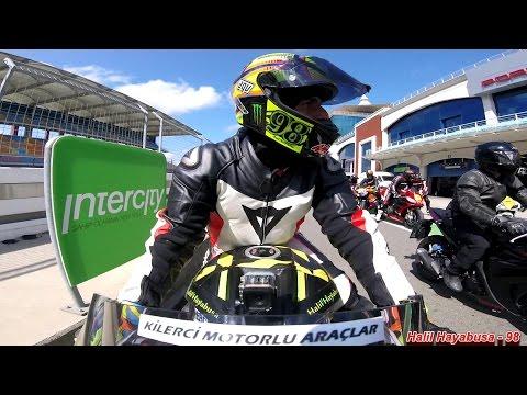 2016 Kawasaki Ninja ZX10R krt edition - Trackday - 1. Seans