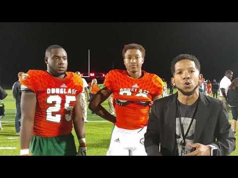 LEE G NEWS: Interview w/ Jefferson Harkless & Devin Neal (Douglass vs Bryan Station)