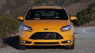 2014 Ford Focus ST Review and Road Test