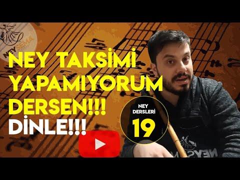 NEY TAKSİMİ YAPAMIYORUM DERSEN   !!!!   DİNLE !!!!