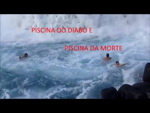 PISCINA DO DIABO E PISCINA DA MORTE  YouTube