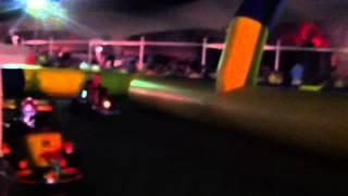 reece hogsden go karting majorca