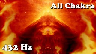 The Center of the Universe (432 Hz) ALL Chakra activation/stimulation/tuning