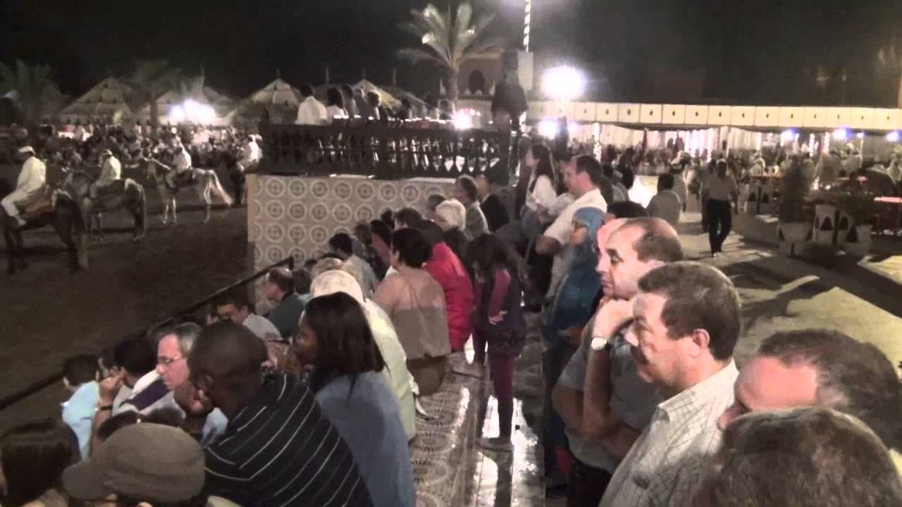 Chez Ali H 244 Tel Spectacles Fantasia Marrakech Maroc Mp4 Youtube