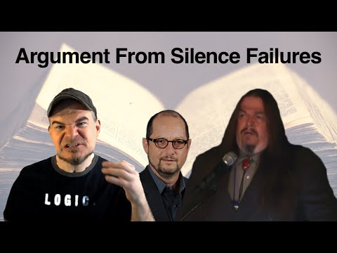Refuting Biblical Arguments from Silence