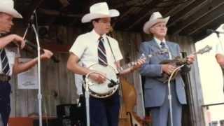 Shenandoah Valley  Breakdown - Butch Robins/ Bill Monroe & The Blue Grass Boys