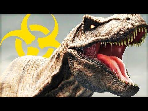 Plague Inc Custom Scenario: Dinosaur Plagues! | RISE OF THE DINOSAURS