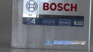 Аккумулятор bosch s4 40 Ah(, 2012-01-31T15:00:25.000Z)