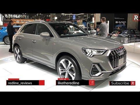 2019 Audi Q3 – Redline: First Look – 2019 NYIAS