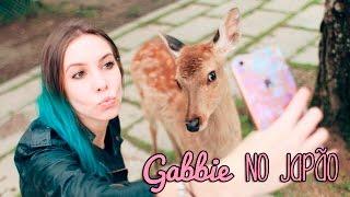 Sou famosa no Japão - Diário de Viagem do Japão #4   Gabbie Fadel