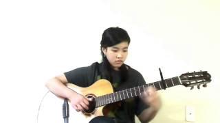 A letter - Bé Mẫn - Guitar solo