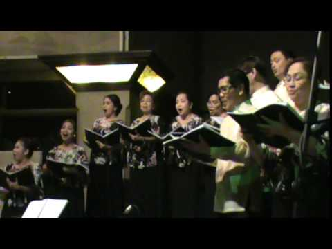 """ DEO GRATIAS"" of The MET Chorus Reunion Concert 2014 2 of 3"