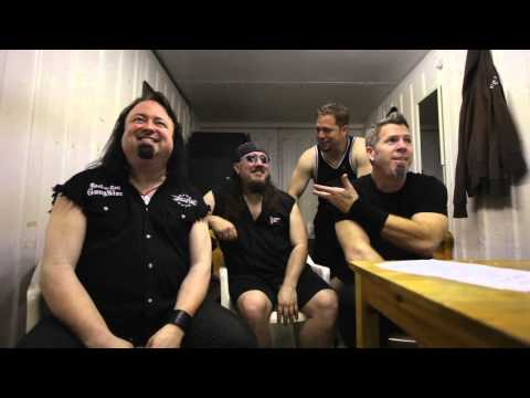 Damage Inc  a Metallica TRIBUTE band Episode Four