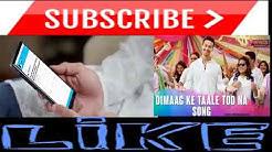 Dimaag Ke Taale Tod Na   6 Pack Band 2 0   Tiger Shroff   Mika Singh | unical unical music