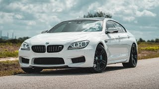 The Best BMW I've Driven - M6 Gran Coupe Review | E03²