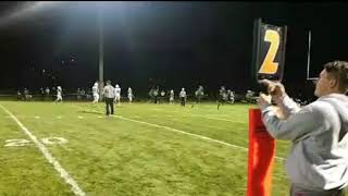 Flint Creek Titans - Wagner Interception