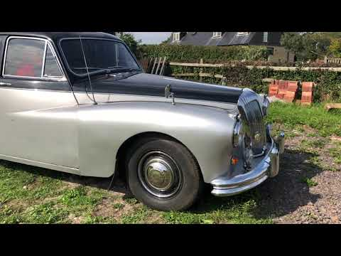 A 1961 Daimler Majestic