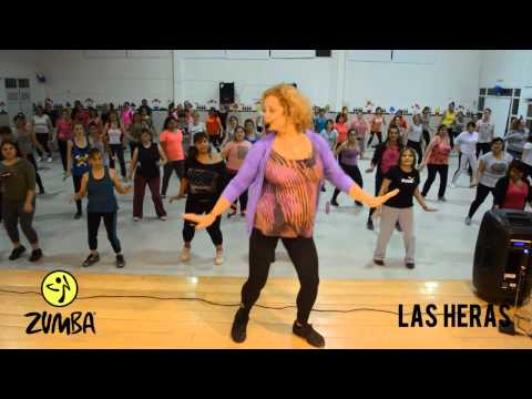 how to dance zumba steps