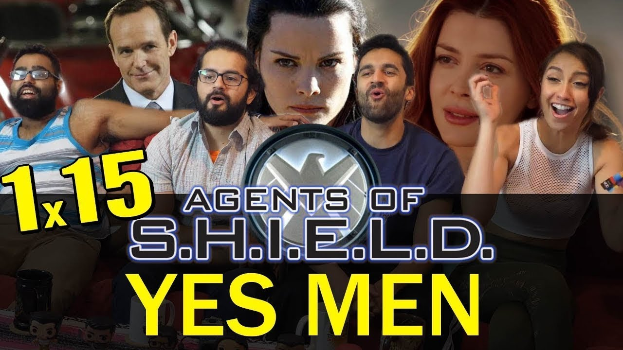 Download Agents Of Shield - 1x15 Yes Men - Group Reaction