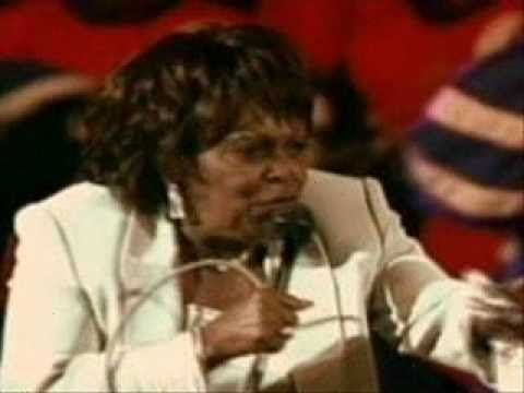 Have Your Way by Dorothy Norwood with the Georgia Mass Choir