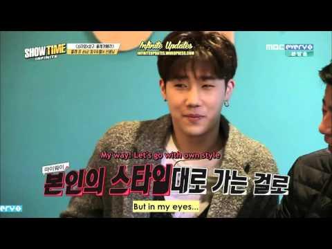 [ENG-SUB] 151231 MBC INFINITE Showtime Ep. 4 (FULL) (720p)