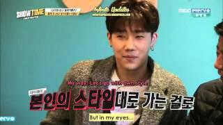 Video [ENG-SUB] 151231 MBC INFINITE Showtime Ep. 4 (FULL) (720p) download MP3, 3GP, MP4, WEBM, AVI, FLV Juni 2018