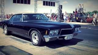 Buick Riviera Vs. Buick Riviera Drag Race HD