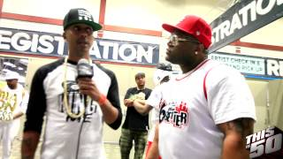 Gillie Da Kid on Soulja Boy Beef; Floyd vs Pacquiao; Music