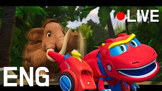 GoGo Dino Explorers ENG Live Streaming | dinosaur | Dino | 3DAnimation | Kids animation | Live |