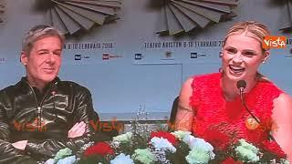 Sanremo, la Hunkizer piange di commozione per i complimenti di Baglioni