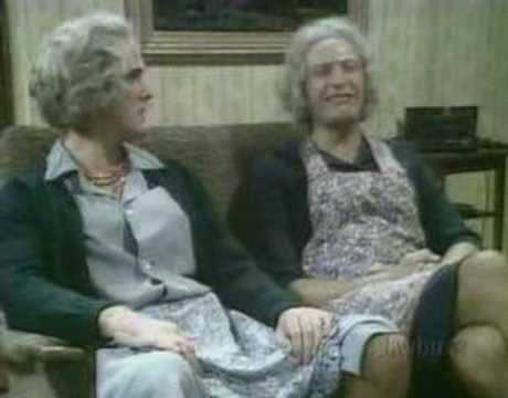 Monty Python Penguin on the Television