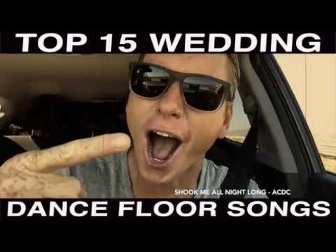 Top 15 Wedding Dance Songs Of All Time