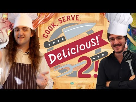 CO-OP Cook, Serve, Delicious 2!!